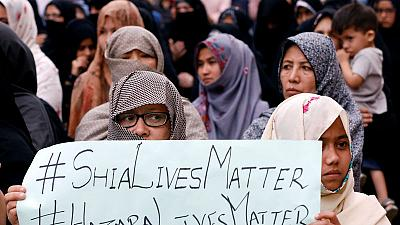 Minority Hazaras in Pakistan protest for third day after Quetta attack