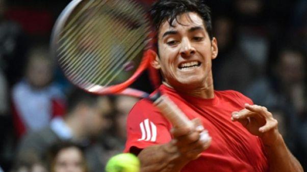 ATP: le Chilien Christian Garin remporte le tournoi de Houston