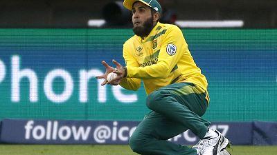 Cricket - South Africa's Tahir tames dangerman Russell in vintage display