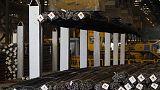 مصر تفرض رسوم حماية 25% على واردات حديد التسليح و15% على البليت