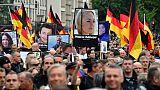 Allemagne: l'extrême droite surfe sur l'instrumentalisation des faits divers
