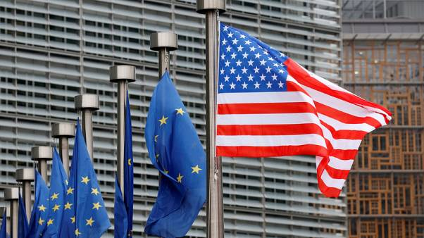 EU countries back starting trade talks with United States