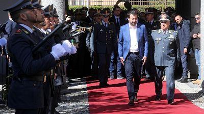 Libia: Salvini, su confini decido io
