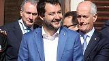 Migranti: Salvini, sono indagato