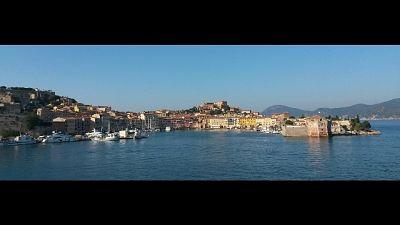 Guasto cavo sottomarino,blackout a Elba
