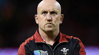 Rugby - Wales defence coach Edwards opts out of Wigan job