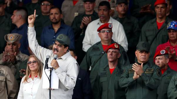U.S. has no timeline for change in Venezuela government, official says