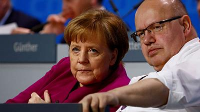 Industrial policy row masks deeper German struggle over post-Merkel era