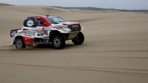 Dakar Rally moving from South America to Saudi desert