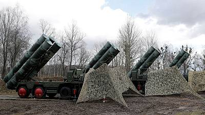 Turkey says buying Russian defence system should not trigger U.S. sanctions