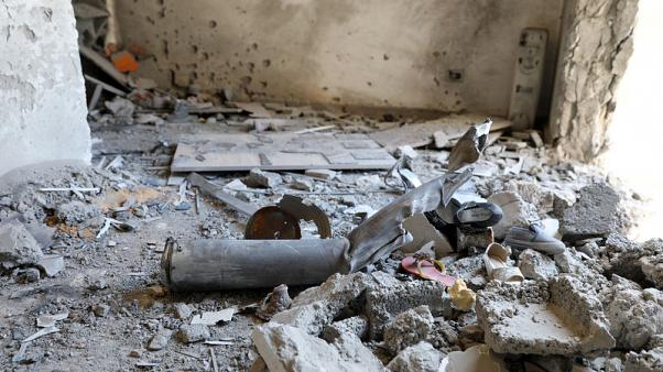 Millions of school books destroyed during fighting in Tripoli