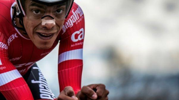 Cyclisme: Jarlinson Pantano positif à l'EPO et suspendu