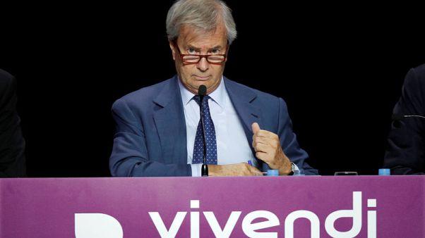 Vivendi AGM backs plans for possible share buyback