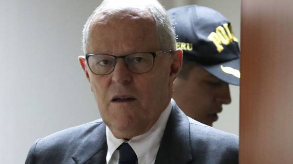 Peru prosecutor to ask judge to jail ex-president for three years before trial