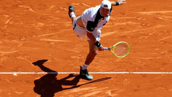 Tennis: Struff upsets birthday boy Shapovalov in Monte Carlo opener