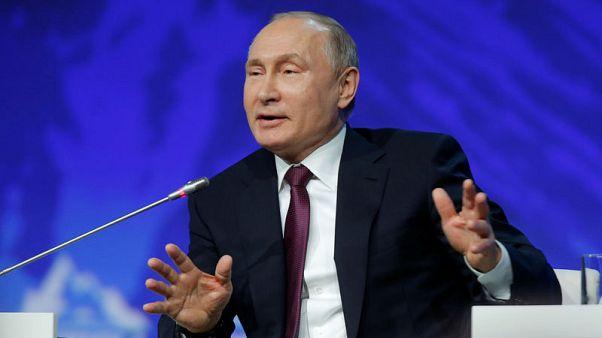 بموجب قانون جديد.. روسيا تحجب موقعا إخباريا بسبب جدارية مسيئة لبوتين