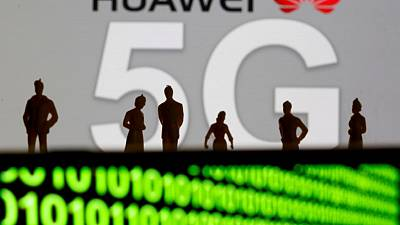 U.S. to press allies to keep Huawei out of 5G in Prague meeting - sources