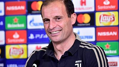 Allegri demands same intensity Juve showed against Atletico