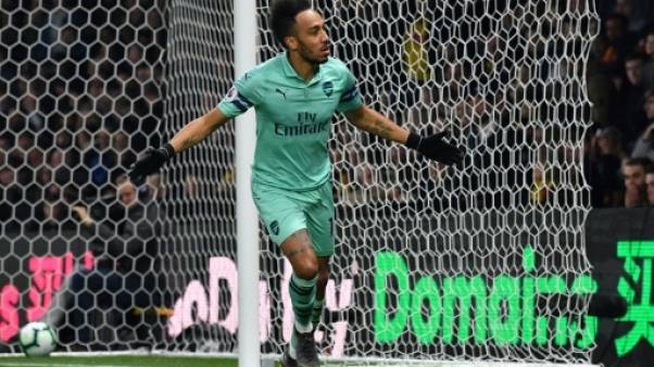 Angleterre: Aubameyang replace Arsenal