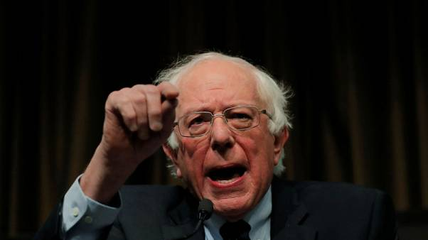 Bernie Sanders releases 10 years of tax returns, details millionaire status