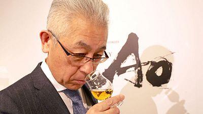 Ageless in Japan - Suntory sells 'world whisky' blend as premium tipple