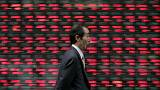 Asia stocks hover below nine-month high after Wall Street stalls