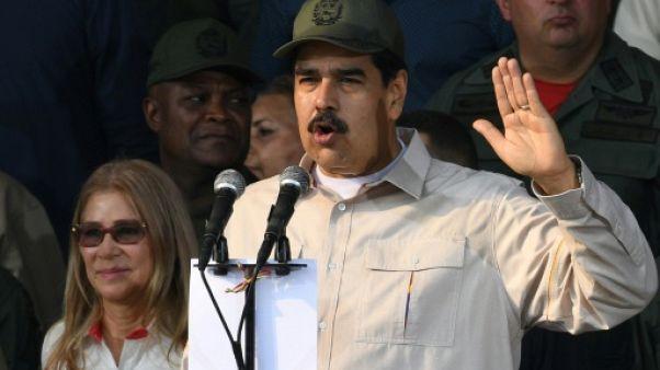"""Sanctions canadiennes: le Venezuela accuse Ottawa de suivre """"l'aventure belliciste"""" de Trump"""