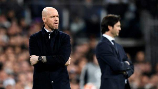 C1: l'Ajax et ManU en quête d'exploit à Turin et Barcelone