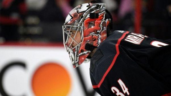 Play-offs NHL: les Hurricanes coulent Washington