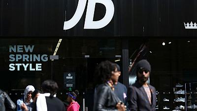 JD Sports' annual profit rises despite retail challenges in UK