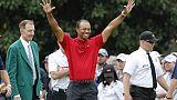 Golf, scommette su Woods e vince 1,2 mln