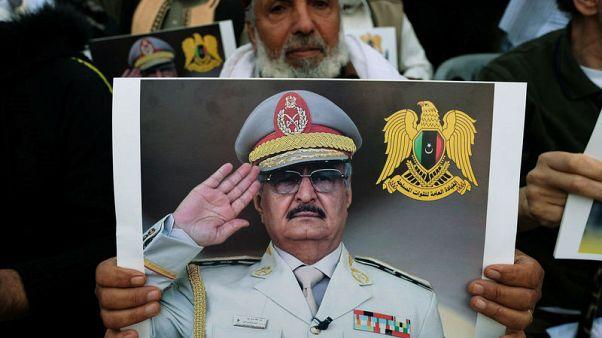 Qatar foreign minister says Libya's Haftar obstructing dialogue efforts - tweet