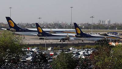 Jet Airways management proposes to halt all operations - ET Now