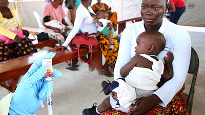 'A global measles crisis' is well underway, UN agency chiefs warn