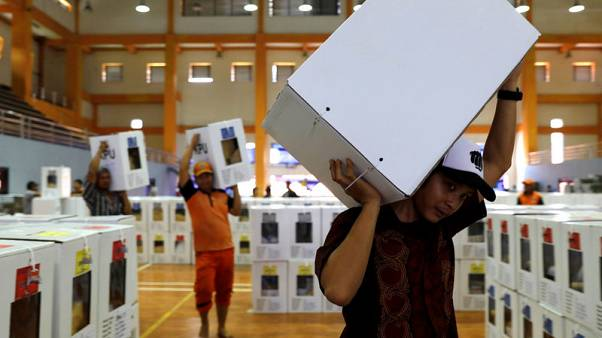 Thwarting fraud - thousands to 'crowd-source' Indonesian election results