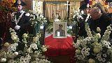 Carabiniere ucciso:aperta camera ardente