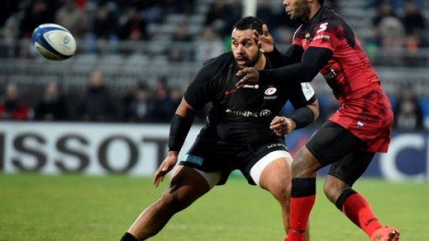 Rugby: simple avertissement à Billy Vunipola pour son soutien à Folau