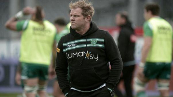 Top 14: démission de l'entraîneur Mannix à Pau