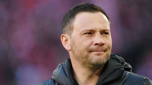 Hertha coach Dardai to leave post at season end