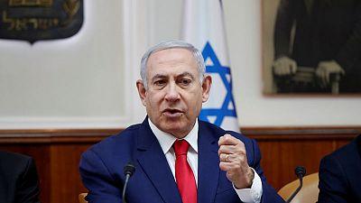 Netanyahu passes threshold for nomination as Israel's premier