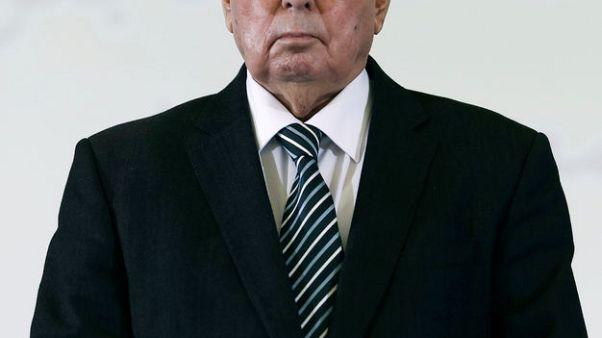 وكالة: استقالة الطيب بلعيز رئيس المجلس الدستوري في الجزائر