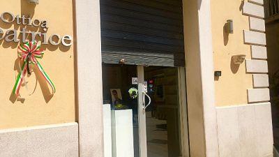 Carabiniere ucciso: lutto a San Severo