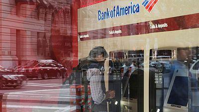 Bank of America profit tops estimates on growing loan book