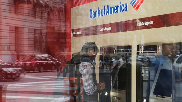 Bank of America profit tops estimates on growing loan book