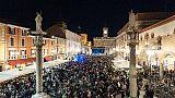 'Notte d'Oro Primavera' il 27 a Ravenna