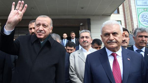 Erdogan's AK Party to submit appeal for rerun of Istanbul elections