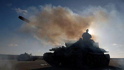 Haftar's push for Libyan capital stirs international rifts
