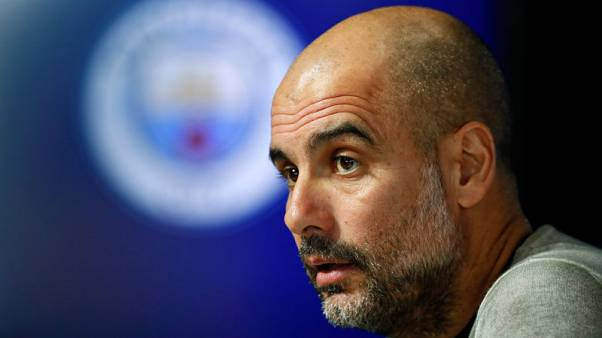 Guardiola calls on Man City fans to help side overcome Spurs test