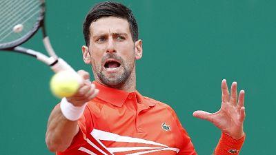 Atp Montecarlo: Djokovic al terzo turno