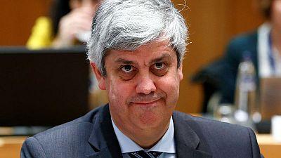 Euro area budget no 'bazooka' but will expand bloc's policy toolkit: Centeno